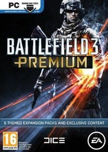 Battlefield 3: Premium Expansion Pack (PC)