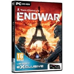 Tom Clancys: EndWar (PC)