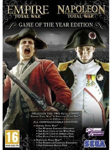 Empire and Napoleon Total War Collection - Game of the Year (PC)