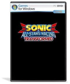 Sonic & All-Stars Racing Transformed (PC)