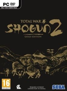 Total War: Shogun 2 - Gold Edition PC