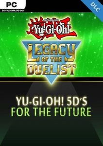 Yu-Gi-Oh 5Ds For the Future PC-DLC