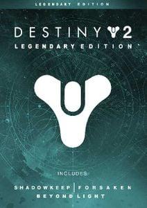 Destiny 2: Legendary Edition PC