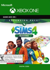 The Sims 4: Seasons Xbox One