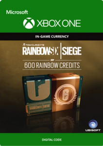 Tom Clancy's Rainbow Six Siege 600 Credits Pack Xbox One