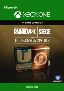 Tom Clancy's Rainbow Six Siege 600 Credits Pack Xbox One