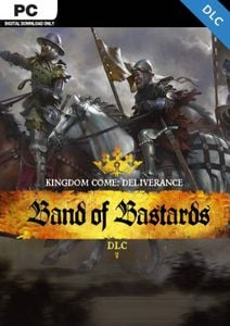 Kingdom Come Deliverance PC – Band of Bastards DLC