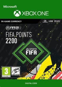 FIFA 20 - 2200 FUT Points Xbox One (WW)