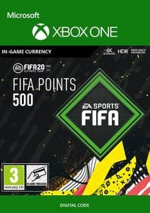 FIFA 20 - 500 FUT Points Xbox One