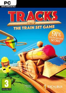 Tracks - The Family Friendly Open World Train Set Game PC