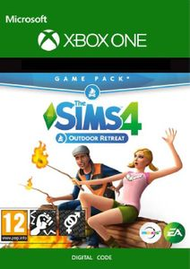 The Sims 4: Outdoor Retreat Xbox One