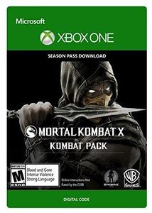 Mortal Kombat X Season Pass - Xbox One Digital Code