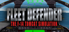 Fleet Defender The F14 Tomcat Simulation PC