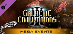 Galactic Civilizations III  Mega Events DLC PC
