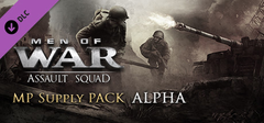 Men of War Assault Squad  MP Supply Pack Alpha PC