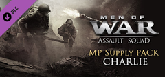 Men of War Assault Squad  MP Supply Pack Charlie PC