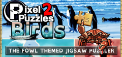 Pixel Puzzles 2 Birds PC