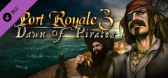 Port Royale 3 Dawn of Pirates DLC PC