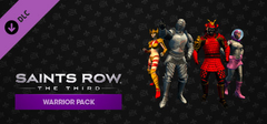Saints Row The Third Warrior Pack PC