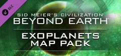 Sid Meier's Civilization Beyond Earth Exoplanets Map Pack PC
