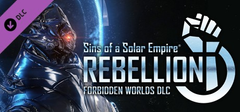 Sins of a Solar Empire Rebellion  Forbidden Worlds DLC PC