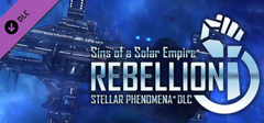 Sins of a Solar Empire Rebellion  Stellar Phenomena PC