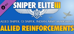 Sniper Elite 3  Allied Reinforcements Outfit Pack PC