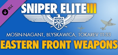 Sniper Elite 3  Eastern Front Weapons Pack PC