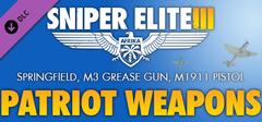 Sniper Elite 3  Patriot Weapons Pack PC