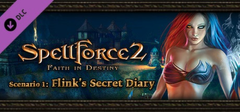 SpellForce 2  Faith in Destiny Scenario 1 Flink's Secret Diary PC
