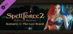 SpellForce 2  Faith in Destiny Scenario 3 The Last Stand PC