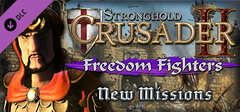 Stronghold Crusader 2 Freedom Fighters minicampaign PC