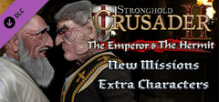 Stronghold Crusader 2 The Emperor and The Hermit PC