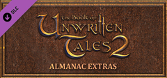 The Book of Unwritten Tales 2 Almanac Edition Extras PC