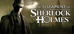 The Testament of Sherlock Holmes PC