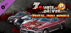 Zombie Driver HD Brutal Car Skins PC