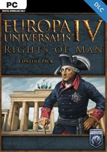 Europa Universalis IV: Rights of Man Content Pack PC - DLC