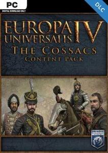 Europa Universalis IV The Cossacks Content Pack PC - DLC
