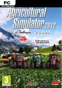 Agricultural Simulator 2012 Deluxe Edition PC