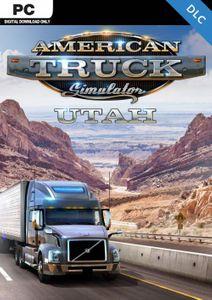 American Truck Simulator PC - Utah DLC