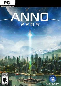 Anno 2205 PC (EU)