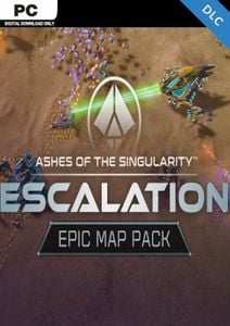 Ashes of the Singularity Escalation - Epic Map Pack PC - DLC