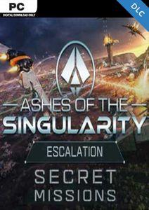 Ashes of the Singularity Escalation - Secret Missions DLC