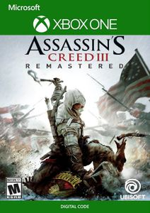 Assassin's Creed III  Remastered Xbox One (UK)