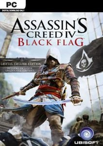 Assassin's Creed IV Black Flag - Deluxe Edition PC (EU)