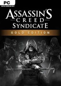 Assassin's Creed Syndicate - Gold Edition PC (EU)