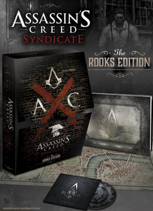 Assassins Creed Syndicate The Rooks Edition PC
