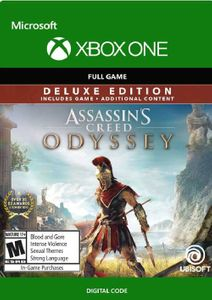 Assassin's Creed Odyssey - Deluxe Edition Xbox One