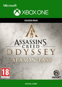 Assassins Creed Odyssey Season Pass Xbox One