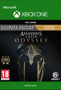 Assassin's Creed Odyssey : Ultimate Edition Xbox One